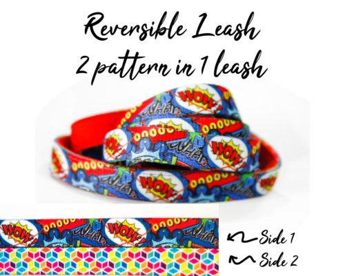 the heroes leash
