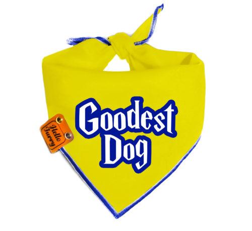S14 – Yellow Goodest dog